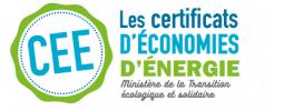 Logo CEE certificat d'économies d'énergie